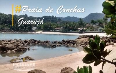 Praia das Conchas Guarujá