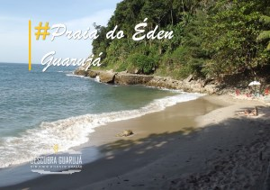 Praia do Éden - Guarujá SP