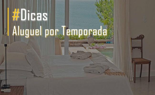 Casas e Apartamentos - Aluguel Temporada Guarujá