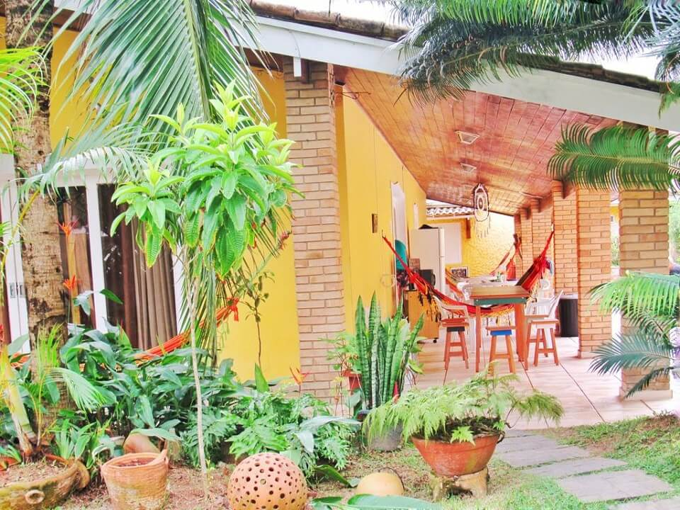 Hostel Brazil Backpackers - Guarujá - Praia da Enseada