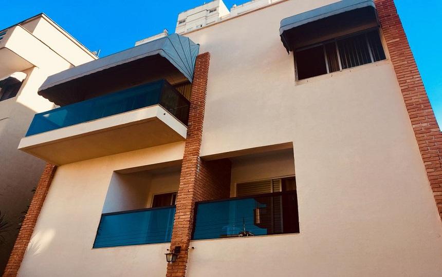 PraiaMar Suites Praia da Enseada no Guarujá