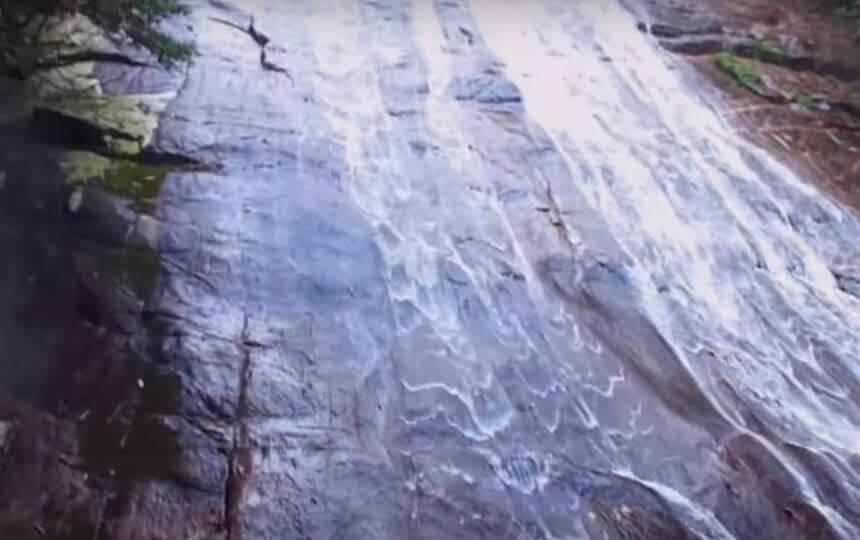 Cachoeiras em Ubatuba - Cachoeira do Véu da Noiva
