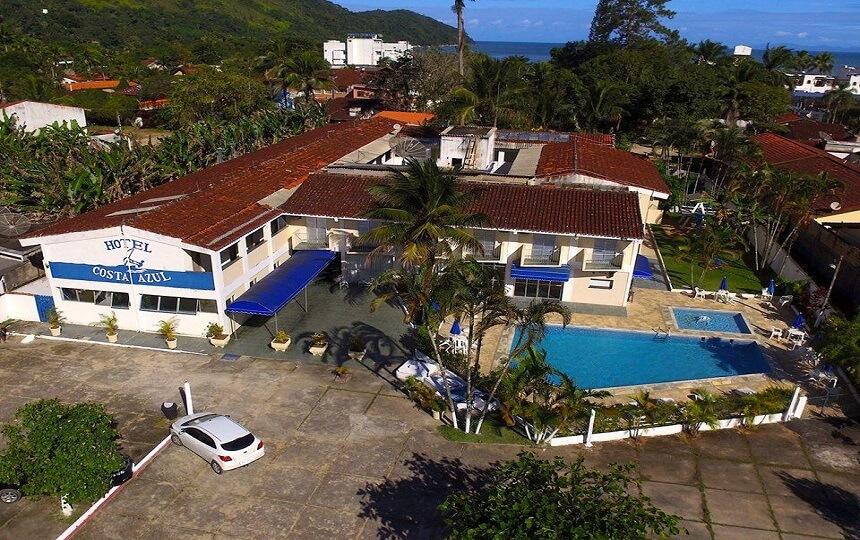 Hotel Costa Azul - Ubatuba