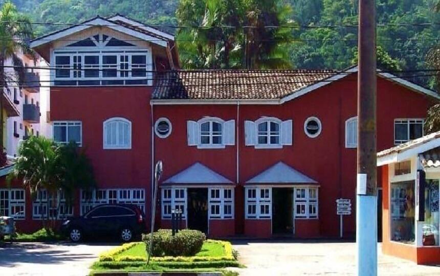 Hotel Pagurus - Ubatuba Praia Grande