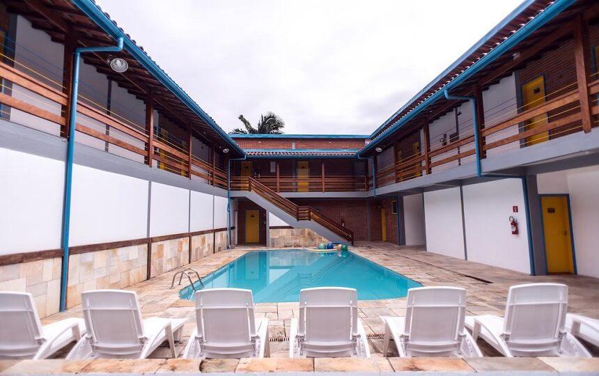 Hotel e Pousada Pouso54 - Ubatuba