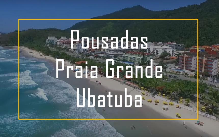 Pousadas Praia Grande Ubatuba