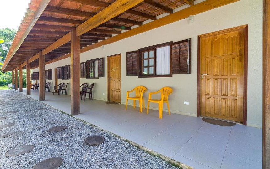 Suites Prime Apart Hotel Ubatuba