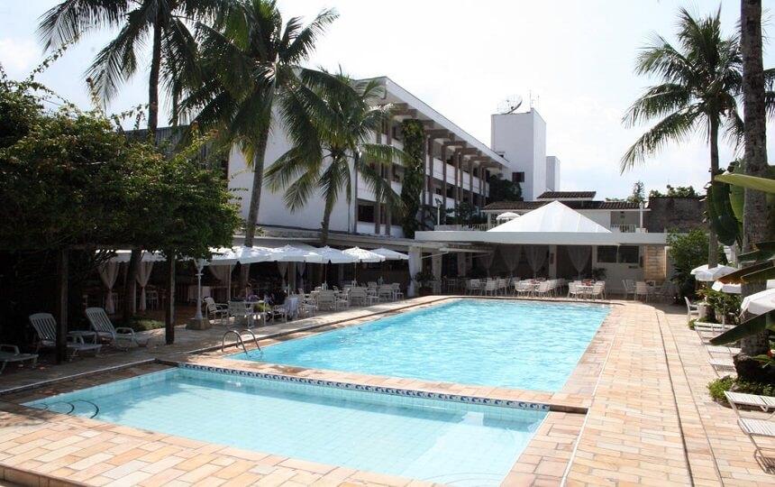 Ubatuba Palace Hotel - Centro Ubatuba
