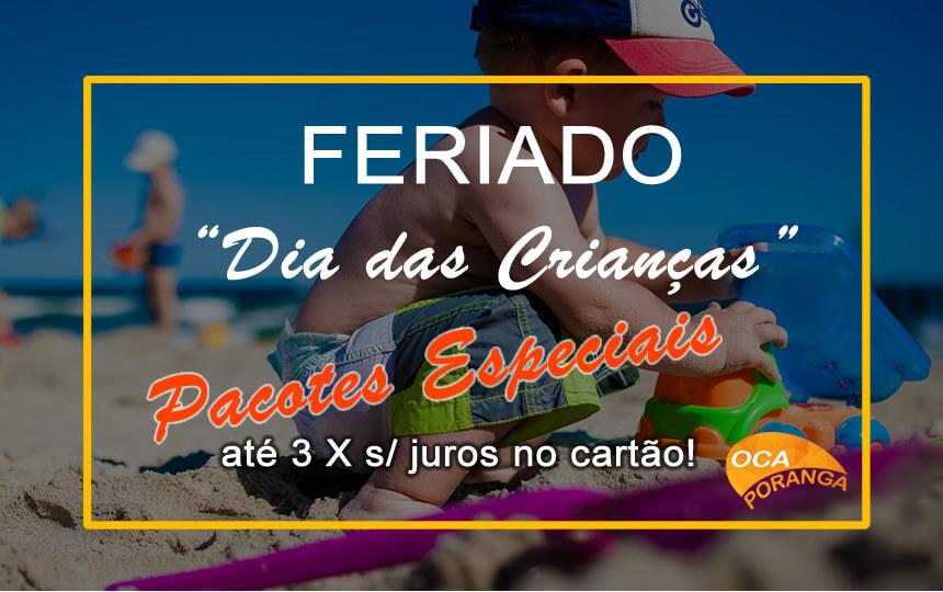 Promoção Pacote Pousada Oca Poranga Guarujá