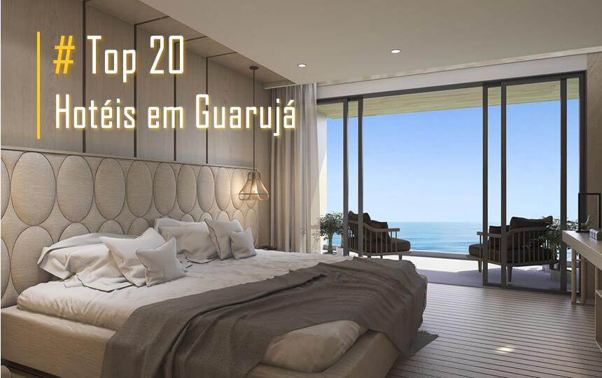Top 20 Hotéis em Guarujá