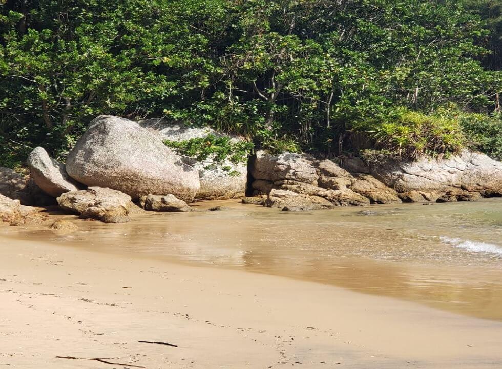 Praia de Guarujá - Passeio de Lancha com Barreto
