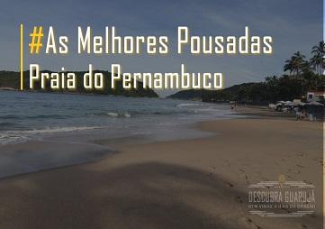 Melhores Pousadas Praia Pernambuco Guarujá