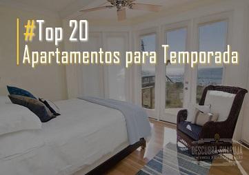 Top 20 Apartamentos Temporada Guarujá