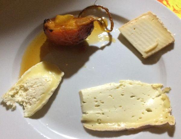 Capivara Bar - Sobremesa - Compota de beterraba