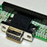 Adaptador VGA de Gert para Raspberry Pi