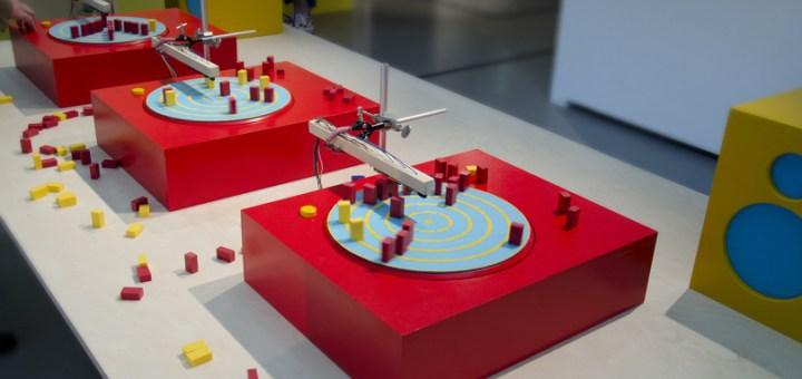 bitbox - Bleatblox, Mesa DJ con Arduino