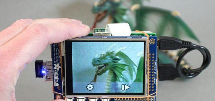 raspberry pi pi cam - Cómo construir una Raspberry Pi con cámara táctil y wifi