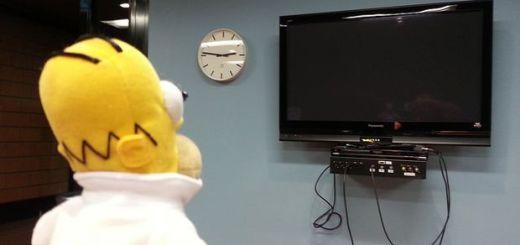 homer - Homer Robot con Arduino