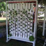 Un jardin robotizado