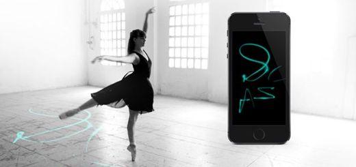 traces - Arduino y el ballet