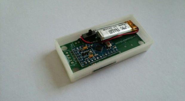 band1 - Controla tu actividad con Arduino