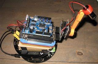 laser - Detectando obstáculos con FPGA y laser