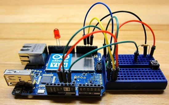 lavadora arduino - Alarma para lavadora con Arduino