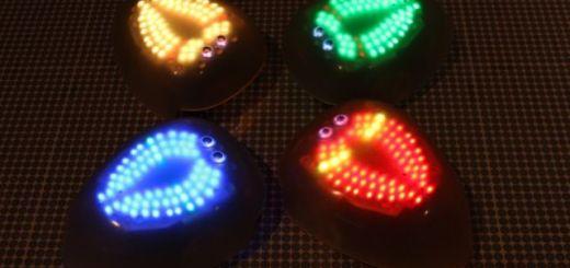robotcluster - Pasea junto a un enjambre de robots en Nueva York