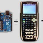 Convierte tu calculadora en una cámara de Selfies con Arduino