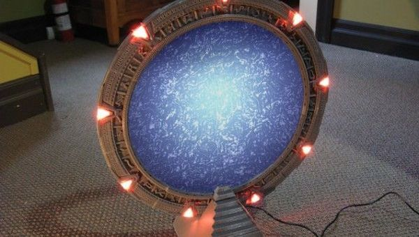 stargate - Un portal de Stargate con Arduino