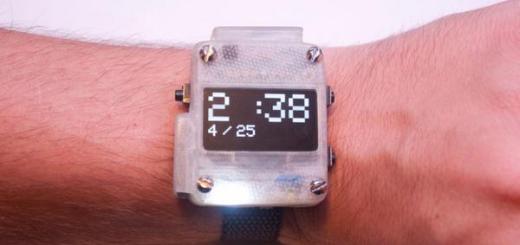 relogarduino - Construye tu propio Smartwatch con Arduino