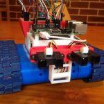 Un profe de secundaria crea un robot impreso en 3D y dirigido con una #Raspberry_Pi