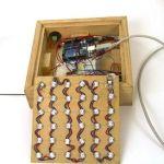 Caja DJ luminosa con #arduino