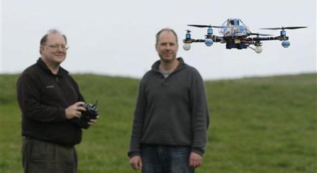droneunahora - Tres ideas a tener en cuenta al volar un drone por primera vez