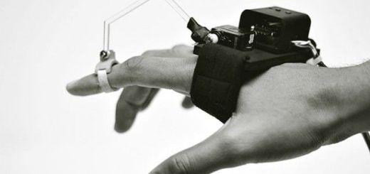 Un guante robótico