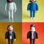 Los Beatles impresos en 3D