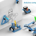 mDrawBot, un robot artista compatible con #Arduino