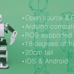PLEN2 un robot Open Source y con #arduino para hacertelo tu mismo