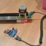 Un carril motorizado casero para Time Lapse con #arduino