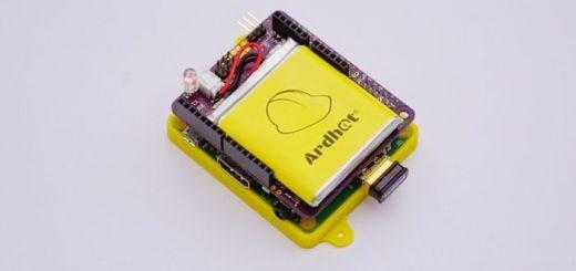 arhat - ArdHat, conectar el mundo real con Raspberry Pi mediante #Arduino