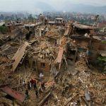 Drones en el terremoto en Nepal