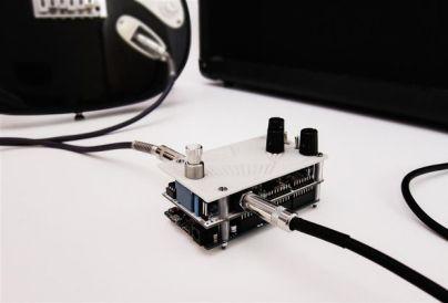pedal - Un pedal para guitarra eléctrica con #Arduino