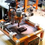 Uberblox te permite montar facilmente impresoras 3D, robots, etc