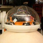 Otra versión del nuevo robot de Star Wars BB8 creada con Arduino