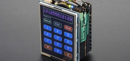 teléfono móvil con Arduino