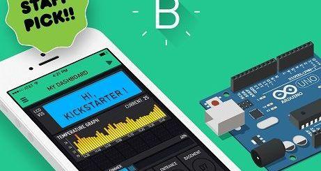 blynk - Crea tu aplicación para tu Arduino en solo unos minutos.