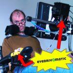Controla una silla de ruedas con los ojos gracias a Arduino