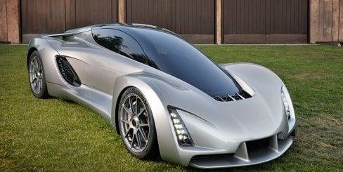 blade coche impreso 3d - Blade, el coche deportivo del futuro se imprimirá en 3D