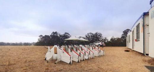 Google planea poner en marcha una flota de drones ambulancia