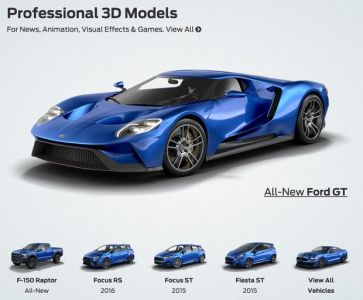 modelos3d-ford